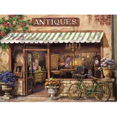 Елмазен гоблен Магазинчето за антики