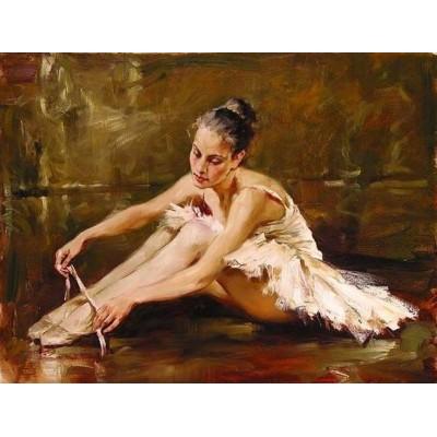 Елмазен гоблен Балерина
