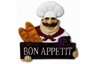 Диамантен гоблен Бон Апетит