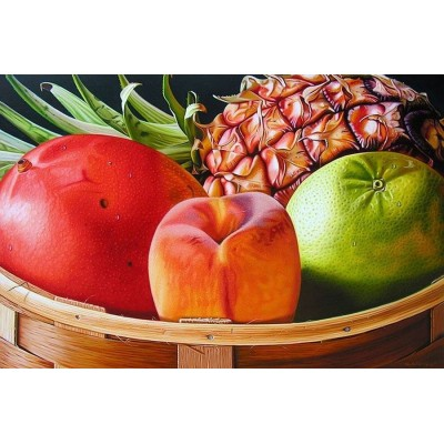 Диамантен гоблен Южни плодове